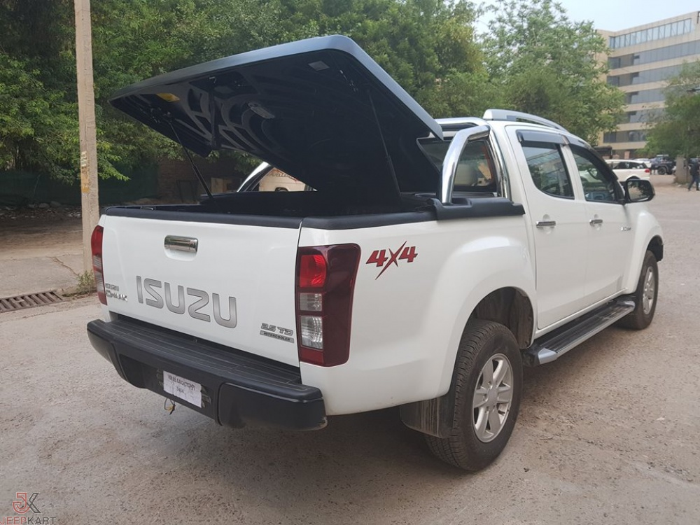 Galaxy Deck Cover for Isuzu Vcross by Aeroklas