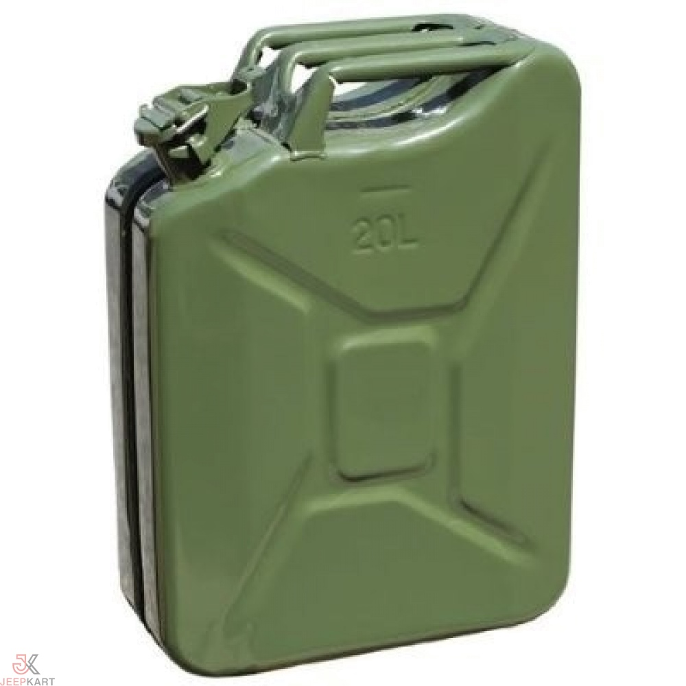 20l Iron Jerry Can With Inside Powder Coating