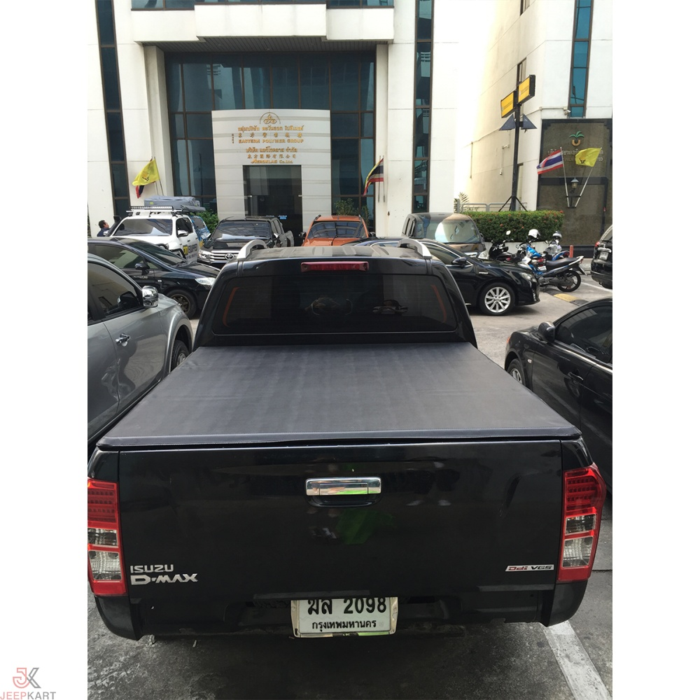 Soft Roll Up Tonneau Cover for Isuzu Vcross