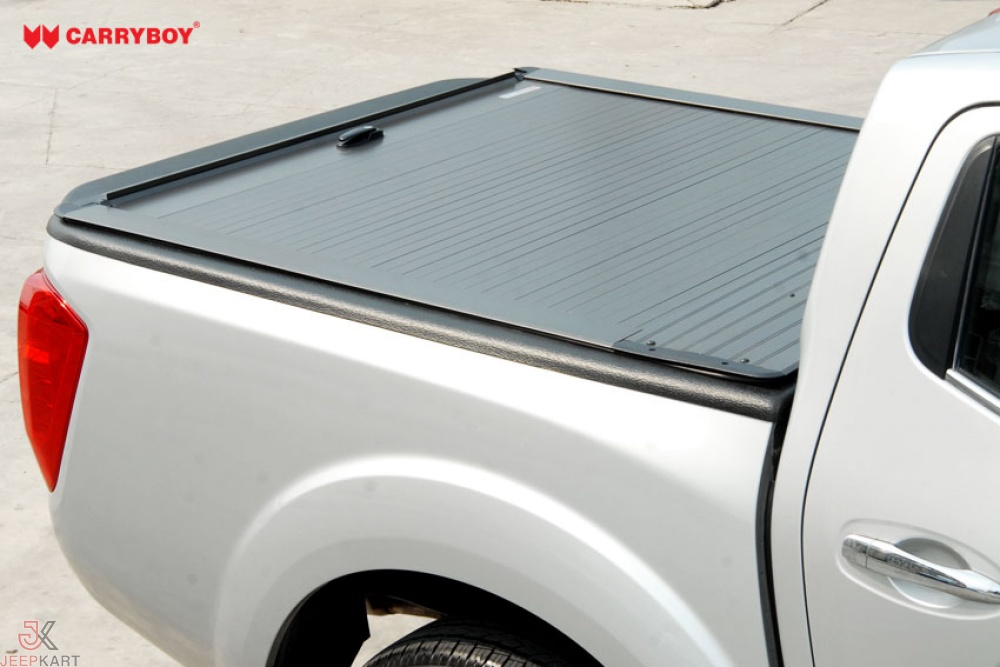 Carryboy Roller Lid Black for Isuzu Vcross