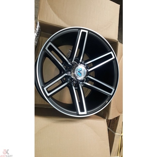 16X8 6X139 PRESTIGE ALLOY WHEELS FOR ISUZU DMAX, VCROSS, ENDEAVOUR, PAJERO