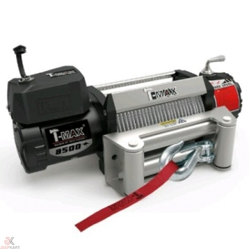T-MAX Heavy Duty Winch - EW 8500