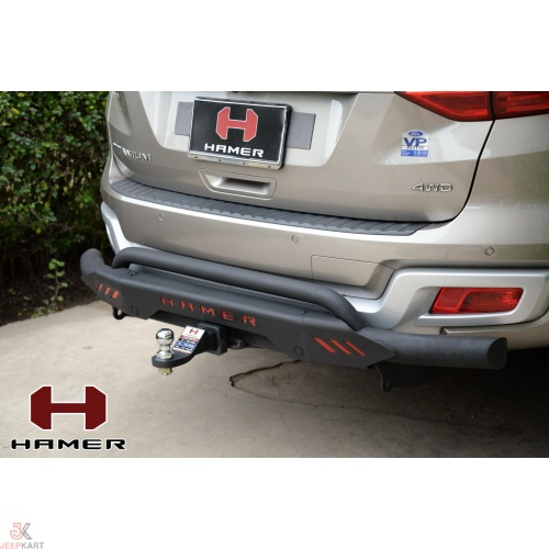 HAMER CROWN BAR WITH TOW HITCH FOR FORD ENDEAVOUR