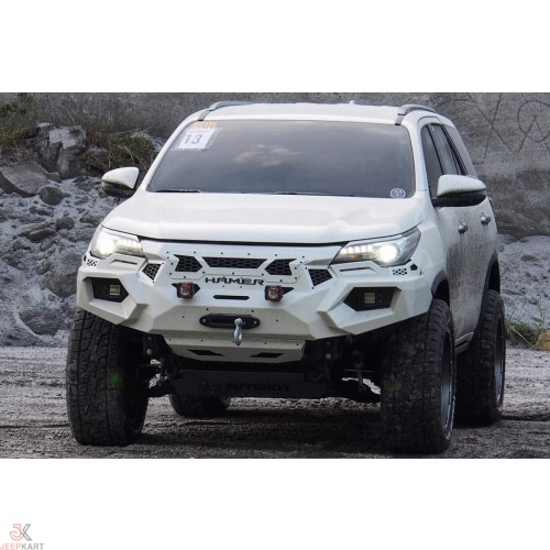 HAMER INTIMIDATOR FRONT BUMPER FOR FORTUNER 2015+