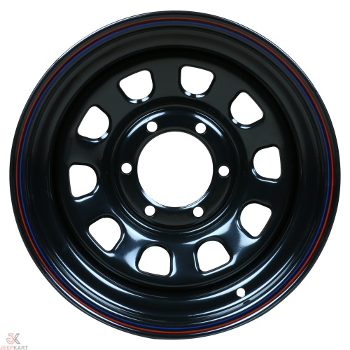 Procomp Rock Crawler Steel Wheel Rim 16x8 6x139