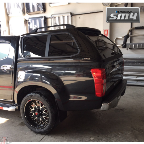 SmartTop Canopy for Isuzu Vcross