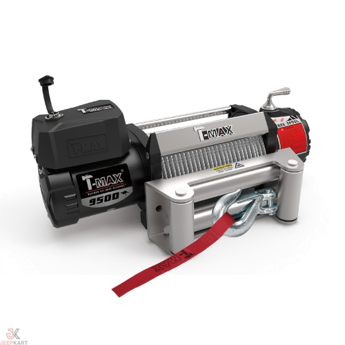 T-MAX Heavy Duty Winch - EW 9500